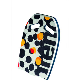 arena Printed Kickboard, polka dots